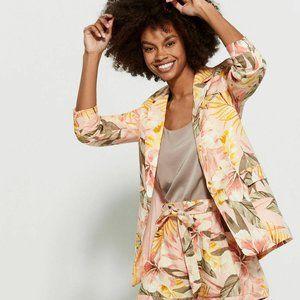 NEW Joie Kishina B Tropical Blazer Sz 8